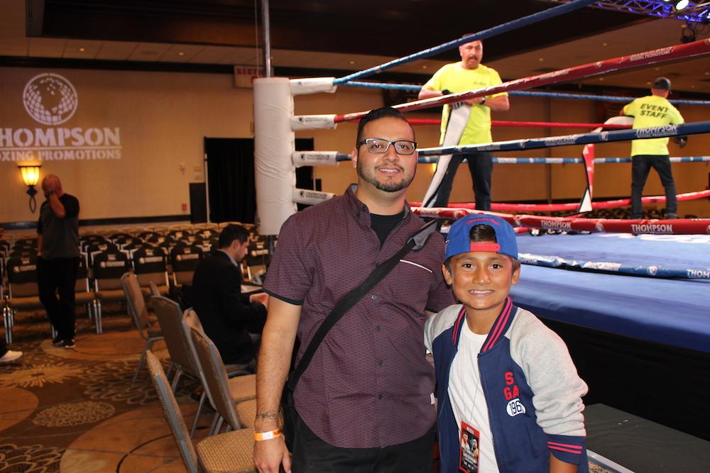 Raymundo Dioses and Gabriel Necochea