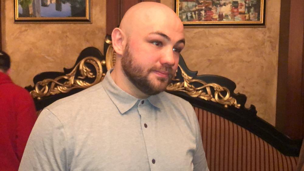 Adam Kownacki Meet _ Greet_01_26_2019_Presser_Brooklyn Boxing