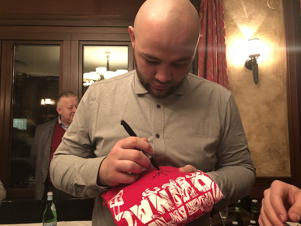 Adam Kownacki Meet _ Greet_01_26_2019_Presser_Brooklyn Boxing 1