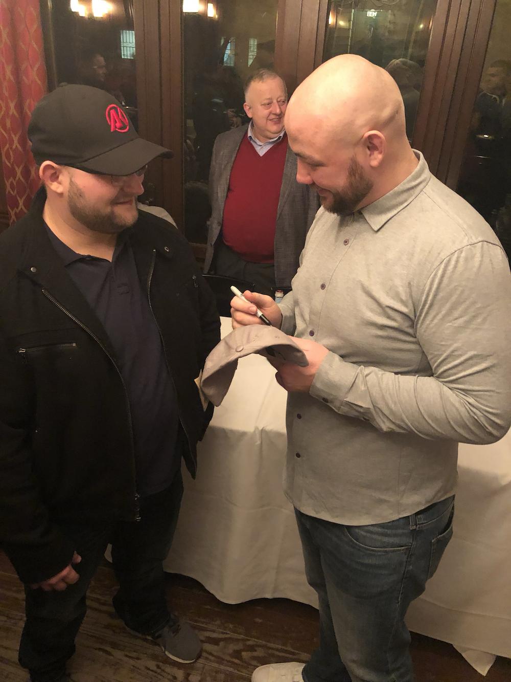 Adam Kownacki Meet _ Greet_01_26_2019_Presser_Brooklyn Boxing 3