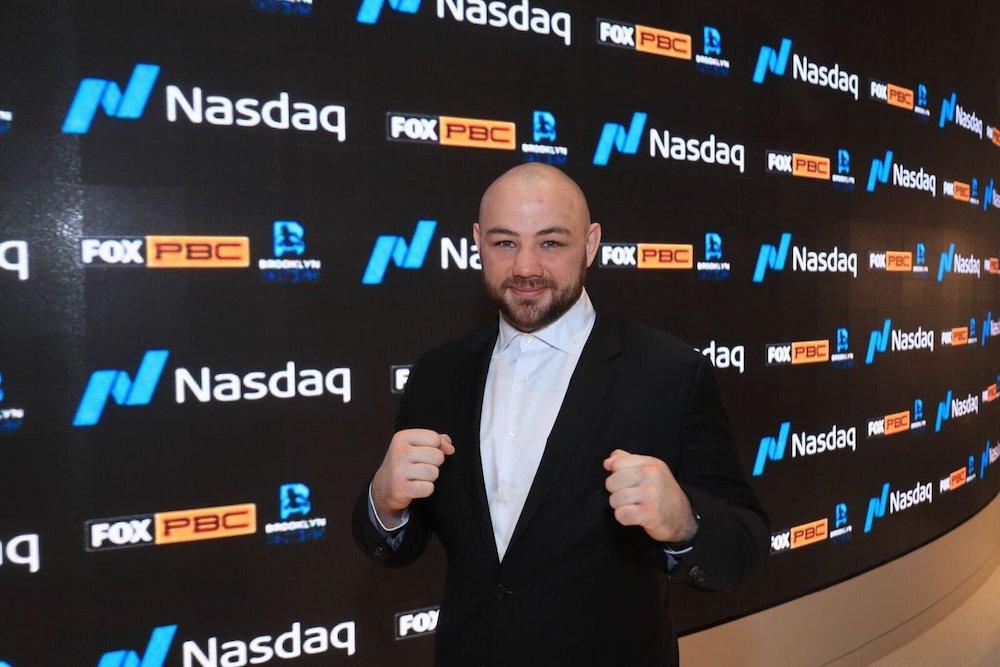 Adam Kownacki Opening Stock Market_01_26_2019_Promo _Nasdaq _ Premier Boxing Champions1