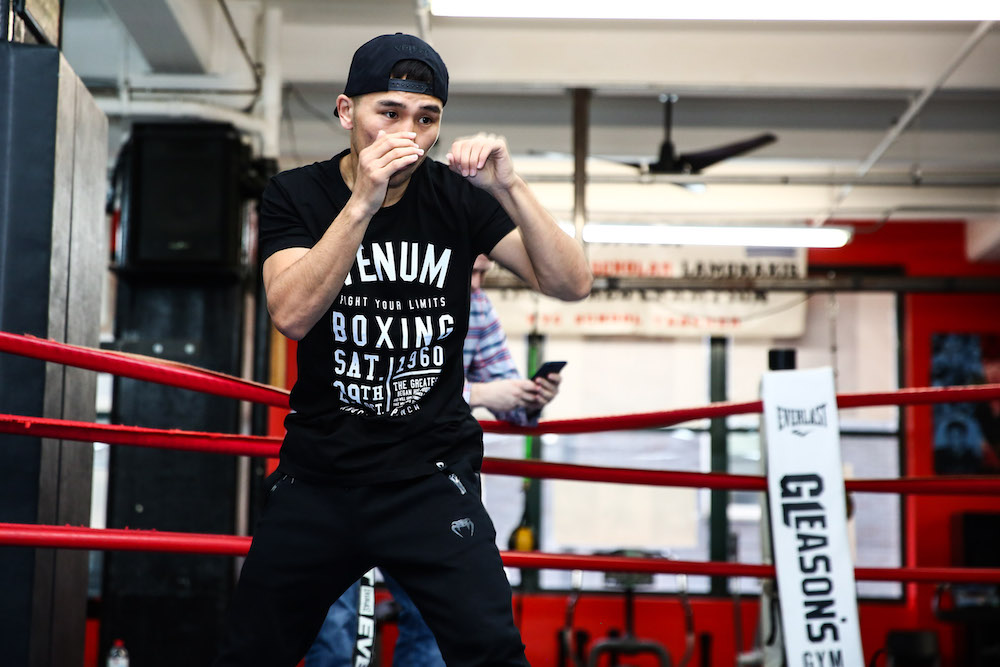 Fight Week Media Workouts_01_26_2019_Workout_Stephanie Trapp _ TGB Promotions28
