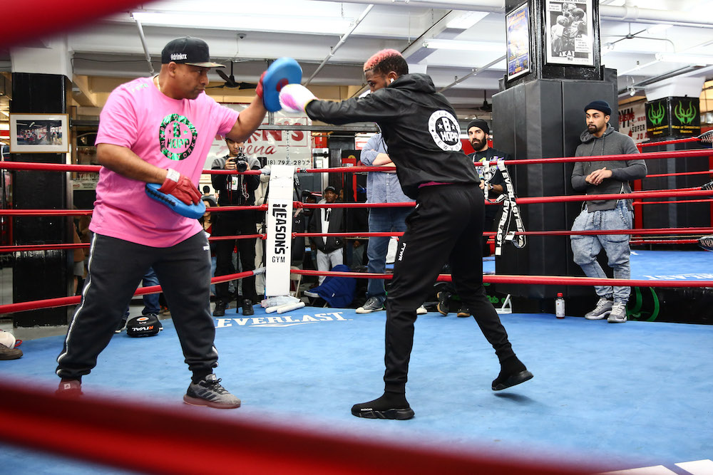 Fight Week Media Workouts_01_26_2019_Workout_Stephanie Trapp _ TGB Promotions33
