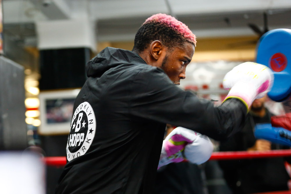 Fight Week Media Workouts_01_26_2019_Workout_Stephanie Trapp _ TGB Promotions36