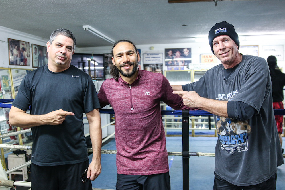 Keith Thurman Camp Visit_01_26_2019_Training camp_Andy Samuelson _ Premier Boxing Champions _ Premier Boxing Champions