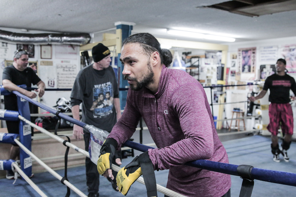 Keith Thurman Camp Visit_01_26_2019_Training camp_Andy Samuelson _ Premier Boxing Champions _ Premier Boxing Champions2