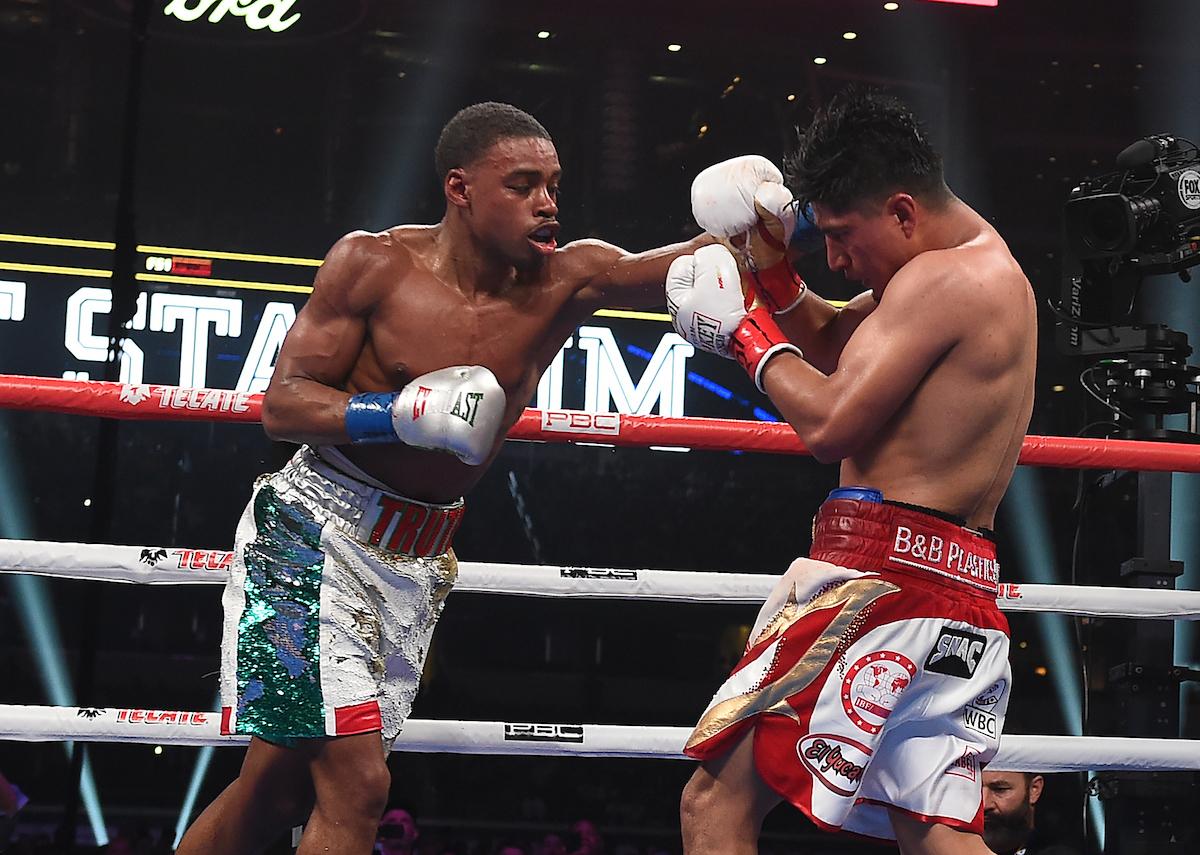 Fox Sports PBC PPV World Welterweight Championship Fight – Spence vs Garcia, Dallas, USA, 16 March 2019