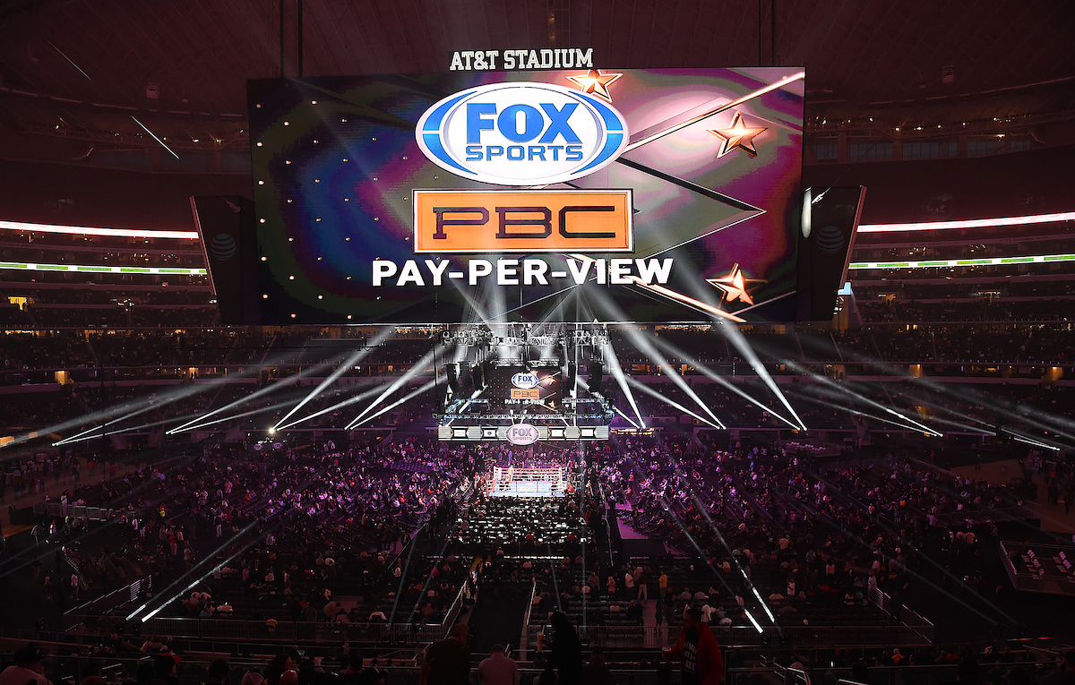 Fox Sports PBC PPV World Welterweight Championship Fight – Spence vs Garcia, Dallas, USA, 16 March 2019